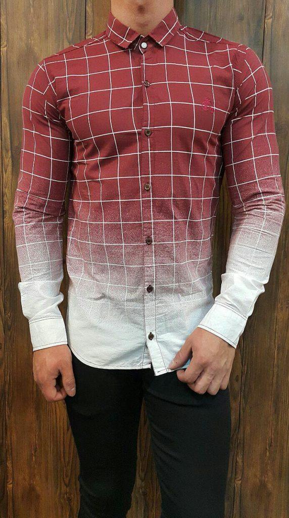 جدیدترین مدل های پیراهن مردانه برای عید 1396