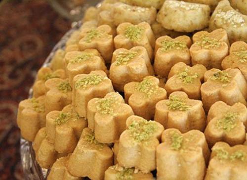 شیرینی مخصوص برای عید