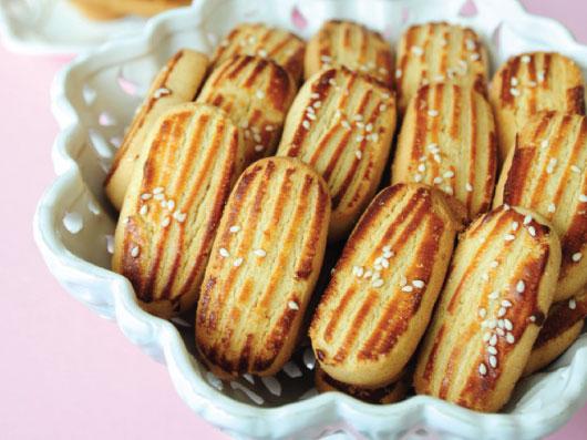 طرز تهیه 5 شیرینی مخصوص برای عید نوروز 97