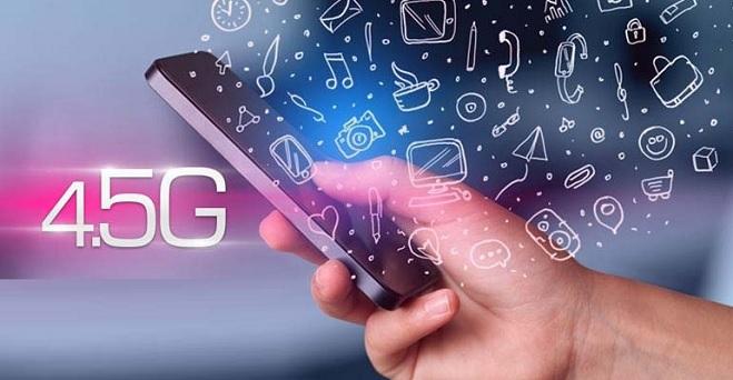 چه گوشی هایی از اینترنت نسل 4.5g پشتیبانی میکنند