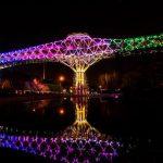 8 تا از مکان های تفریحی تهران در شب