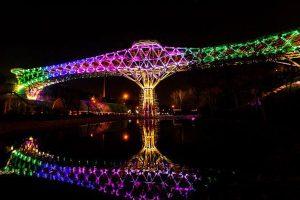 مکان های تفریحی تهران