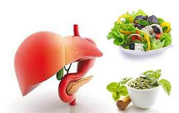 20 ماده غذایی مفید برای سلامتی کبد