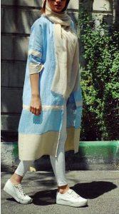 مدل مانتو تابستانه 96