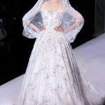 50 عکس از جدیدترین مدل لباس عروس 2017 96