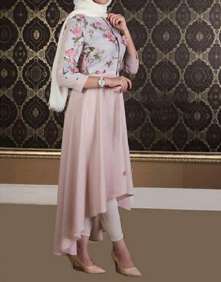 مدل مانتو دخترانه جدید 96 2017