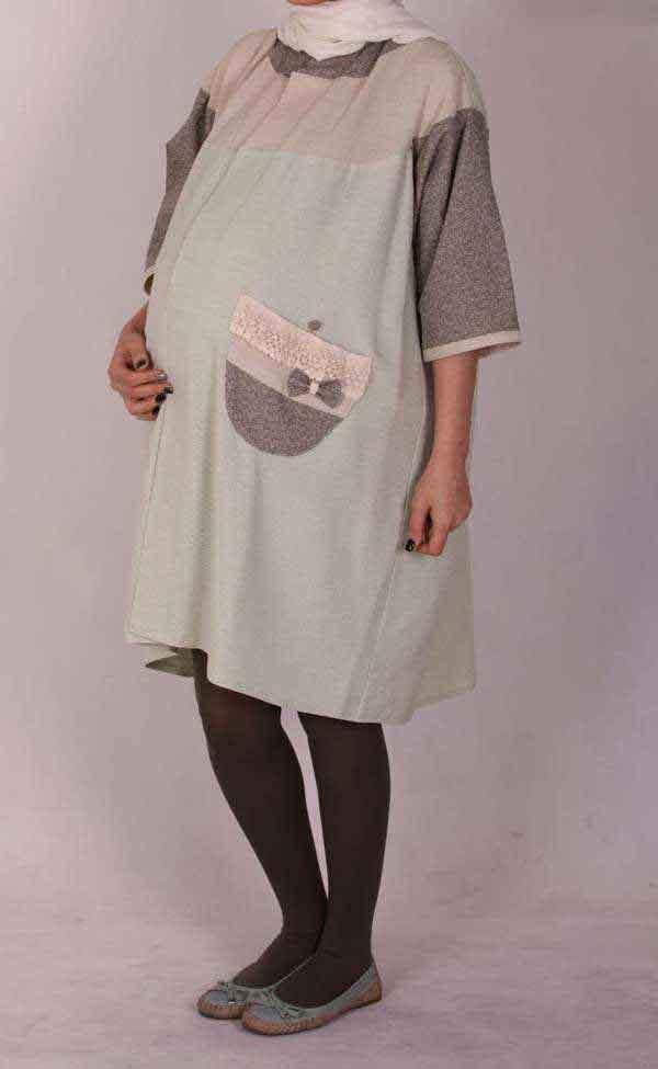 مدل مانتو بارداری تابستانه