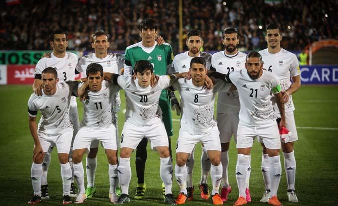 ترکیب تیم ملی ایران مقابل کره جنوبی در دیدار برگشت انتخابی جام جهانی 2018 روسیه
