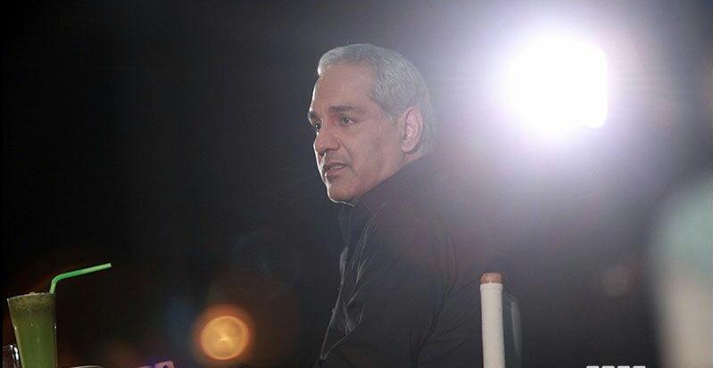 متن مصاحبه مهران مدیری در پردیس سینمایی کورش