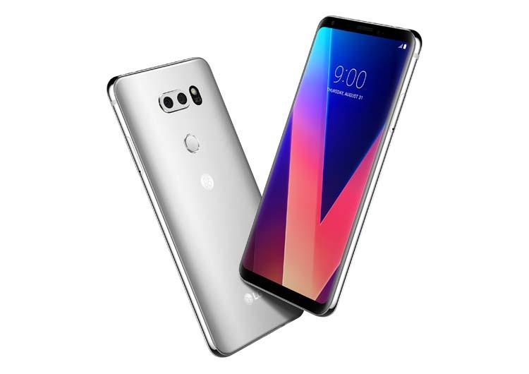 7 قابلیت گوشی LG V30 که بطور رسمی معرفی شد.