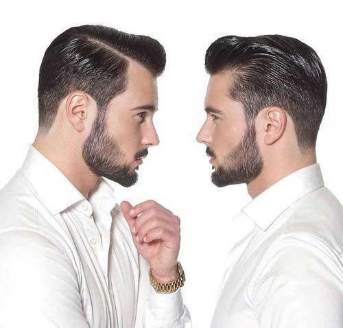 جدیدترین عکس های مدل مو مردانه 96 2017