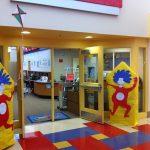 کتابخانه خلاقانه برای کودکان طراحی کنید