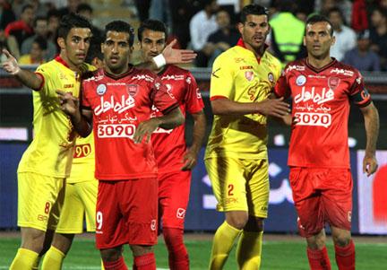 ترکیب پرسپولیس مقابل نفت طلائیه در جام حذفی مشخص شد.