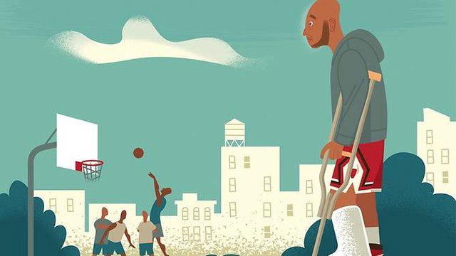 از آسیب دیدگی های شایع ورزشی چه می دانید