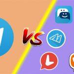 روش های نصب چند اکانت تلگرام در یک سیستم