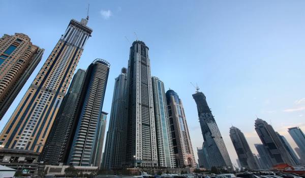 بلندترین برج های مسکونی جهان