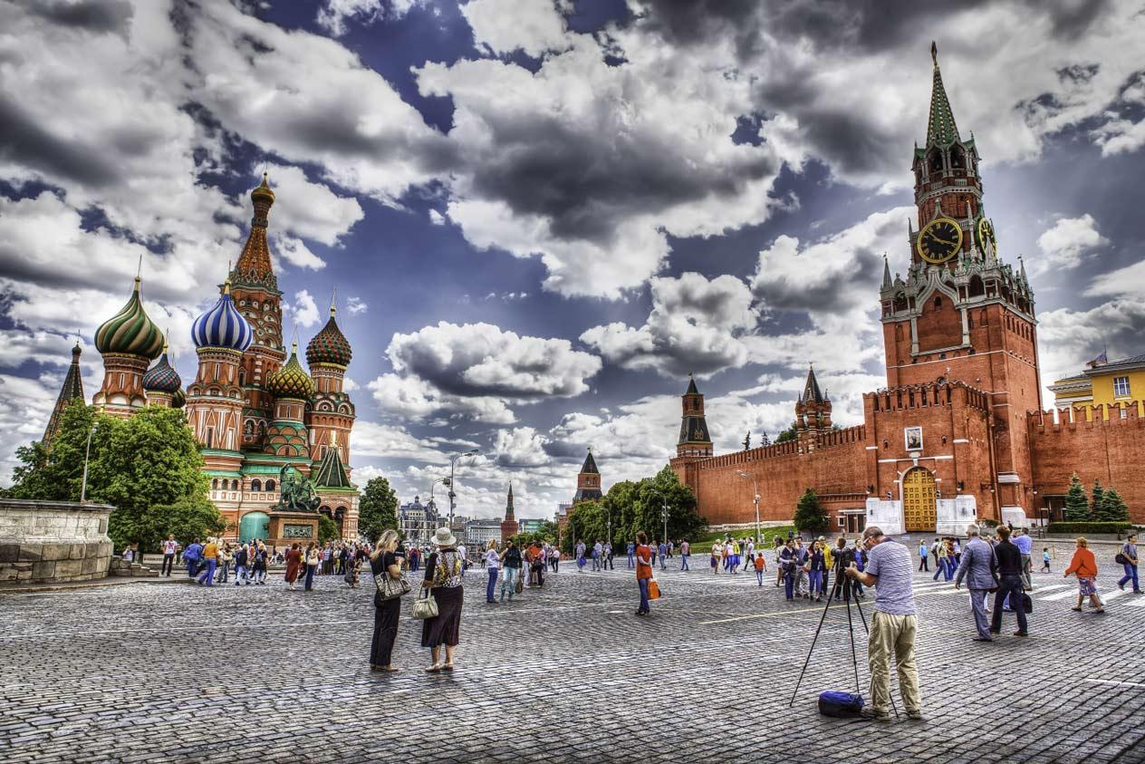 درباره جاذبه های مسکو چه می دانید