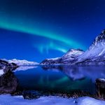 شگفتی های زیبای شفق قطبی در ایسلند