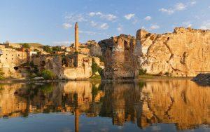شهر شناور ترکیه
