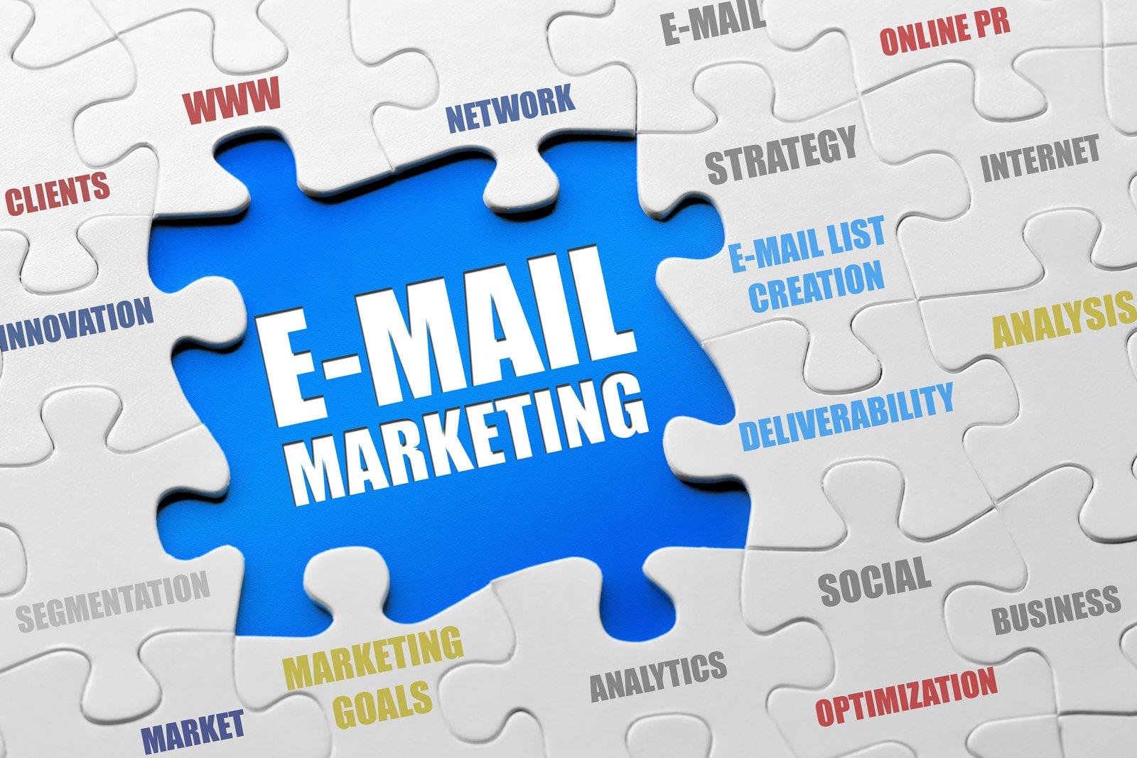 نکات ضروری ایمیل مارکتینگ