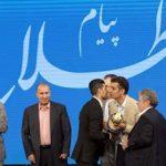 صحبت های علی کریمی و سکوت عادل فردوسی پور