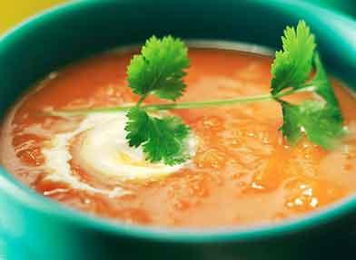 سوپ برای سرماخوردگی