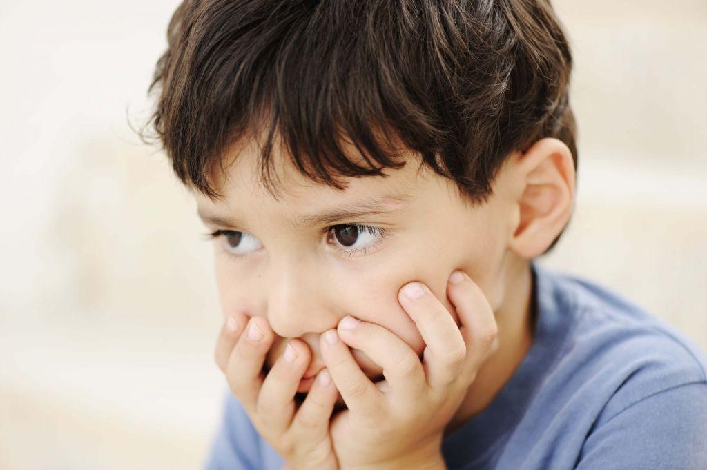 نشانه های استرس در کودکان را می شناسید؟