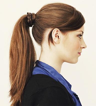مدل موی دم اسبی را فراموش کنید