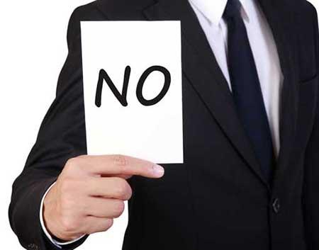 مهارت نه گفتن در زندگی مشترک