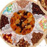 تزیین آجیل و مخلوط آجیل برای شب یلدا و عید نوروز