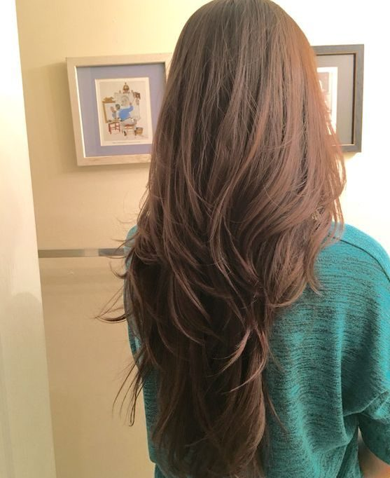 موهای بلند