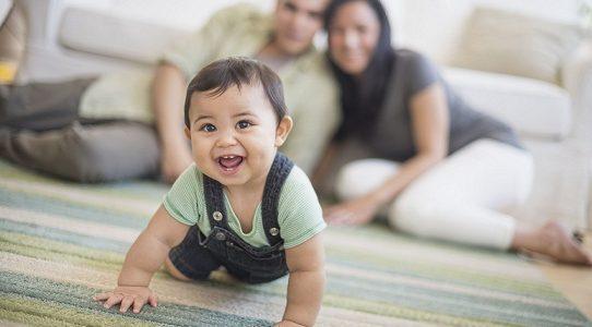 سن مناسب فرزند دار شدن