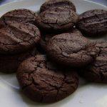 تهیه کوکی شکلاتی خانگی 96