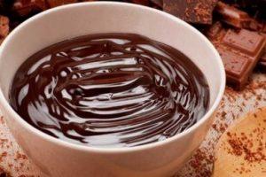 طرز تهیه پودینگ شکلاتی