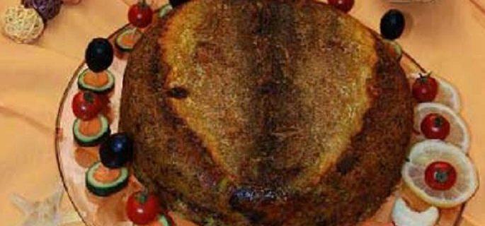 طرز تهیه ته چین ماهی فوق العاده خوشمزه