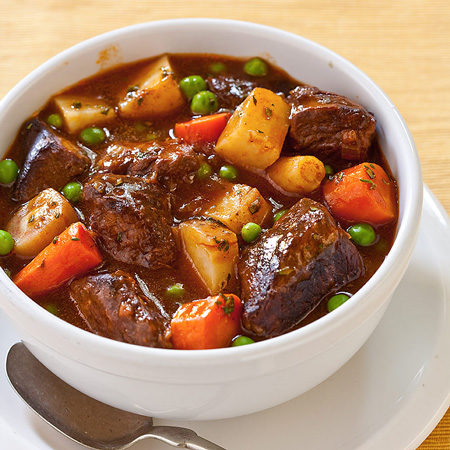 طرز تهیه خوراک گوشت و سبزیجات خوشمزه