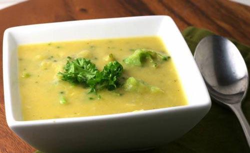 طرز تهیه سوپ سبزیجات فوق العاده مفید