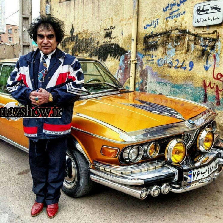 رد پیشنهاد BMW توسط مرد زنجانی 96