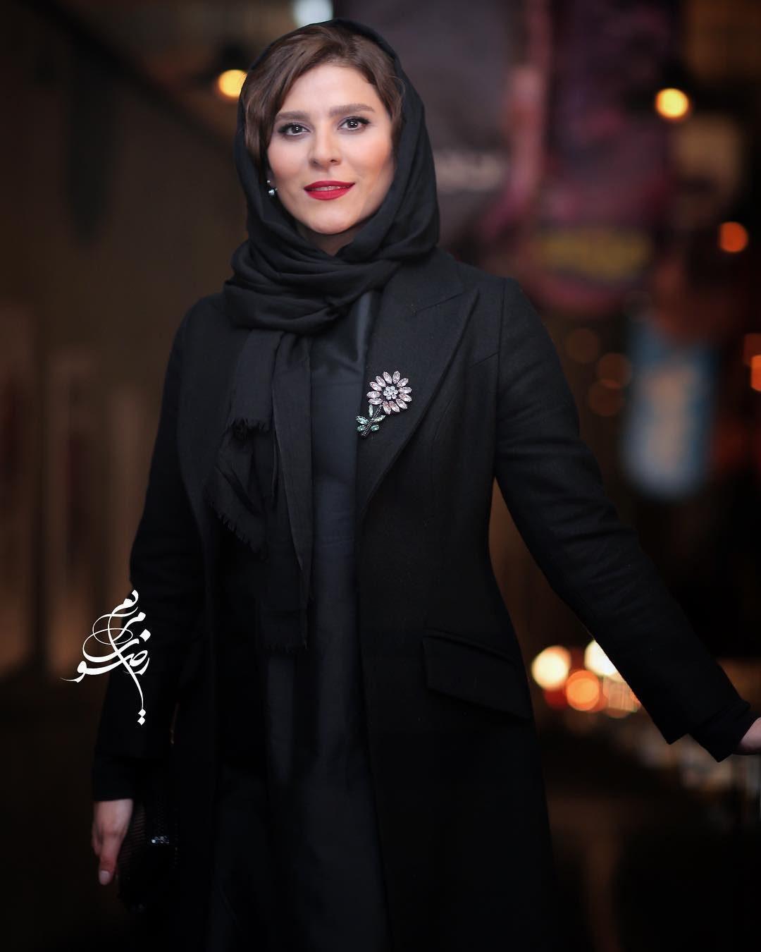 تیپ سحر دولتشاهی در جشنواره فیلم فجر 96