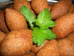 طرز تهیه کوفته لبنانی خوشمزه برای شام
