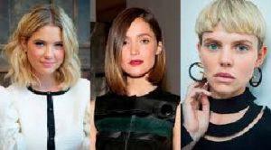 مدل مو دخترانه 2018