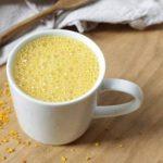 طرز تهیه و خواص شیر زردچوبه
