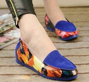 مدل کفش تابستانی دخترانه