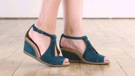 17 عکس از مدل کفش تابستانی دخترانه 97 2018