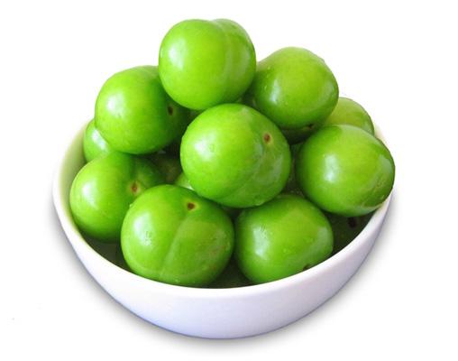 16 تا از خواص گوجه سبز