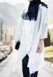 مدل مانتو تابستانه 97