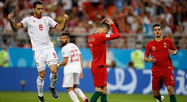 ابرغیرت های جام جهانی 2018 حذف شدند.