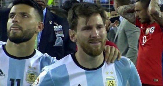 کابوس ادامه دار لیونل مسی در تیم ملی آرژانتین