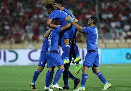 ترکیب استقلال مقابل پارس جنوبی لیگ برتر 97-98