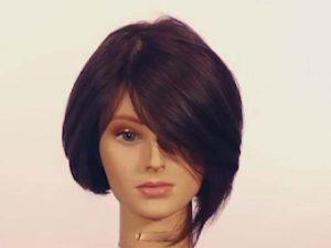 مدل مو کرنلی